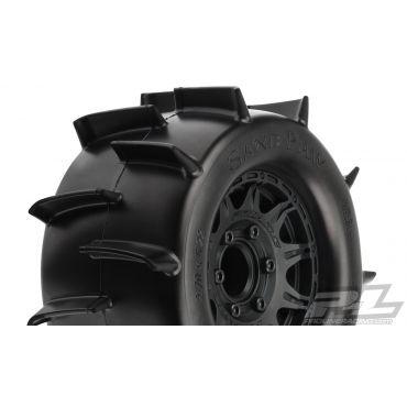 Sand Paw 2.8 inch MTD Raid Black 6x30 F/R