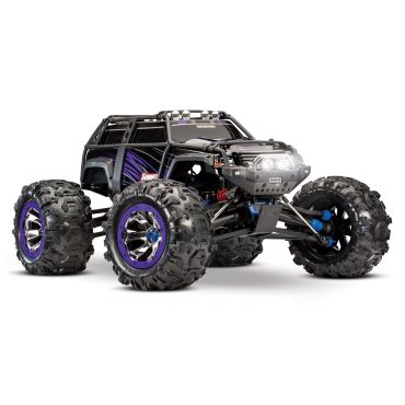 1/10 Summit RTR 4WD Monster Truck Purple with TQi