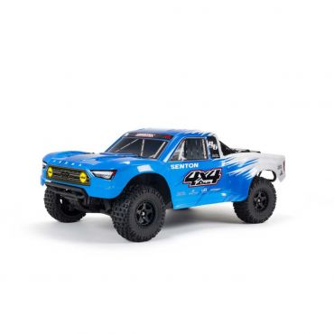 1/10 SENTON V3 4X4 MEGA Brushed 4wd SC Blue