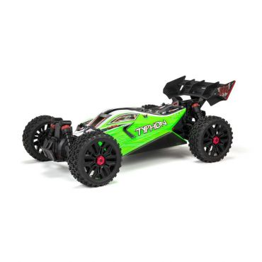 1/8 TYPHON V3 4X4 MEGA Brushed  4wd Buggy Green