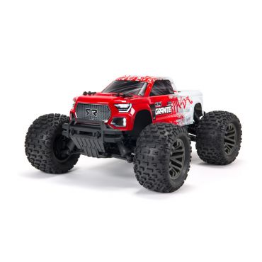 1/10 GRANITE V3 4X4 3S BLX Brushless 4wd MT Red