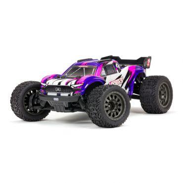 1/10 VORTEKS 4X4 3S BLX Stadium Truck (Purple)