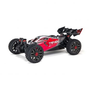 1/8 TYPHON-V3 4X4 3S BLX Brushless 4wd Buggy Red