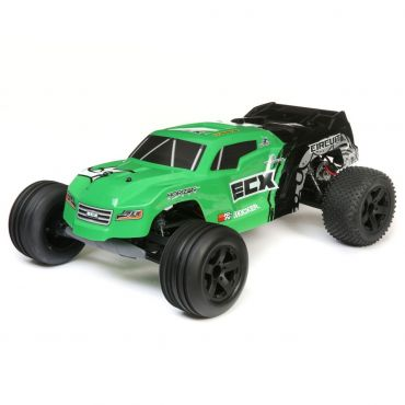 1/10 2wd Circuit ST: Green RTR