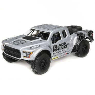1/10 Black Rhino Ford Raptor Baja Rey 4wd DT RTR