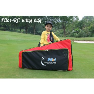 Wing Bag for 50cc aerobatic plane RED