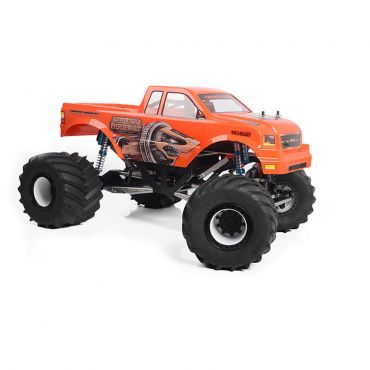 1/10 Carbon Assault  Monster Truck
