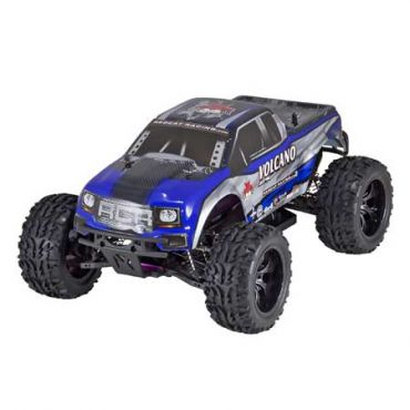 1/10 Volcano EPX Electric Monster Truck Blue
