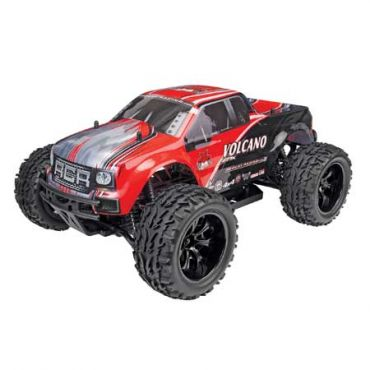 1/10 Volcano EPX Electric Monster Truck Red