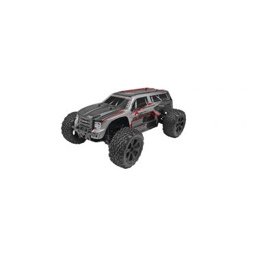 1/10 Blackout XTE Electric Monster SUV Silver