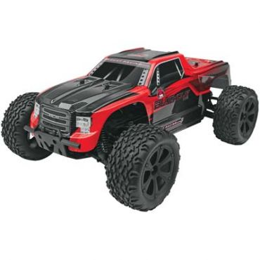 1/10 Blackout XTE Electric Monster Truck Red