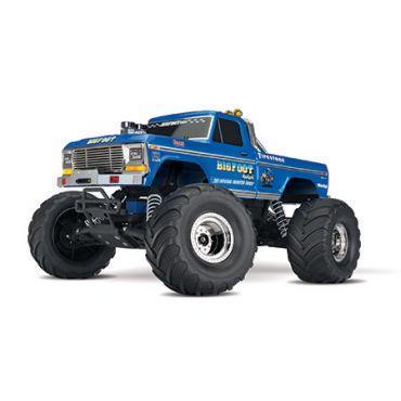1/10 BIGFOOT Classic RTR Monster Truck; Blue