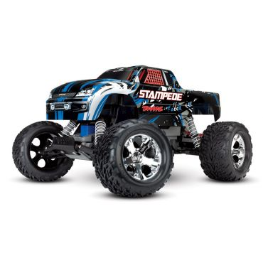 1/10 Stampede 2wd XL-5 NO BATTERY/CHARGER - Blue