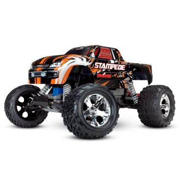 1/10 Stampede 2wd XL-5 NO BATTERY/CHARGER - Orange