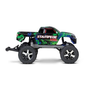 1/10 Stampede VXL RTR 2WD Monster Truck - Green