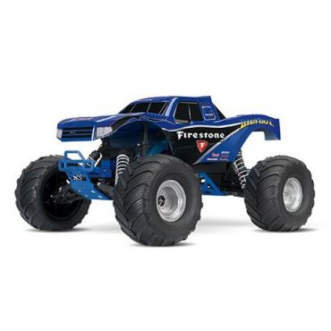 Bigfoot 1/10 RTR Monster Truck w/ XL5-5; Firestone