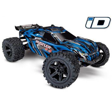 1/10 Rustler 4X4 4WD Stadium Truck RTR - Blue