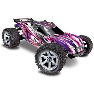 1/10 Rustler VXL Brushless RTR 4x4 Stadium Truck - Pink