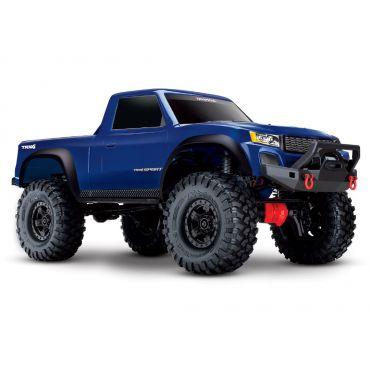 1/10 TRX-4 Sport 4X4 Trail Truck - Blue