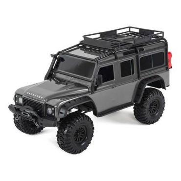 1/10 TRX-4 Land Rover Defender Crawler Silver